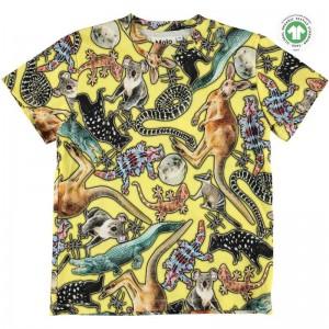 Mono estrellas coral Kik-kid