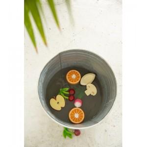 Fular portabebé Boba wrap Organic Kaki