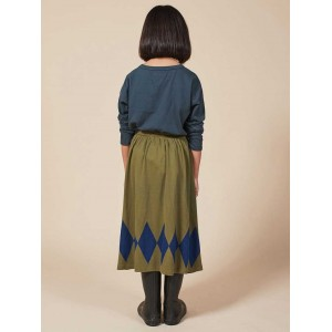 Falda de tricot Naturaleza Bean's